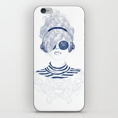 Groove Baby iPhone & iPod Skin