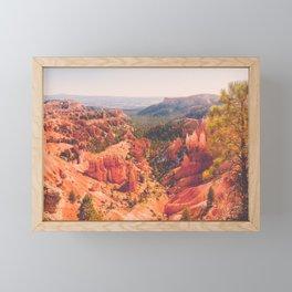 Bryce Canyon Fine Art Print Framed Mini Art Print
