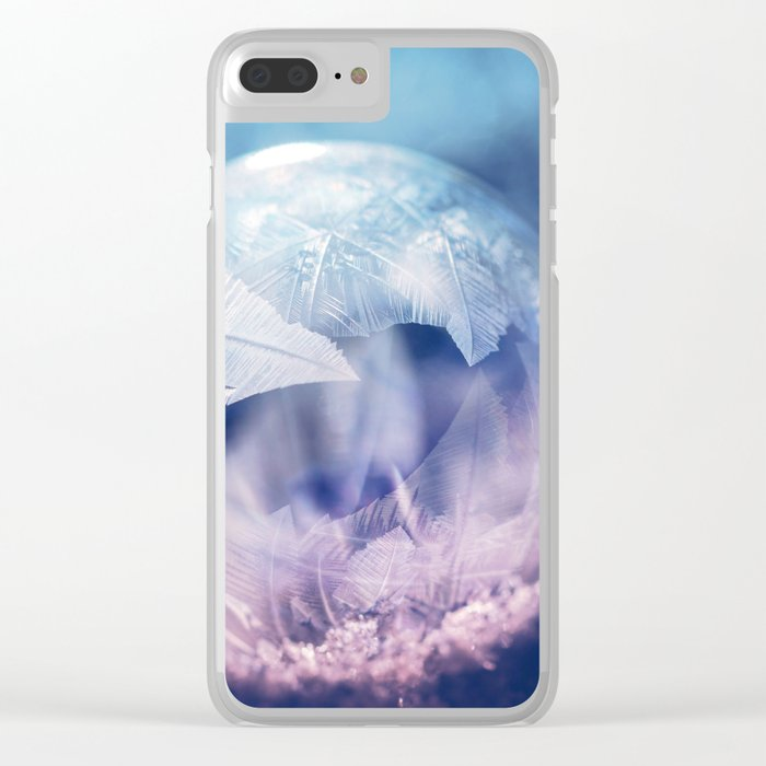 Ice Clear iPhone Case