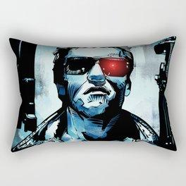 Terminator Rectangular Pillow