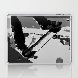Half Pipe Skateboarding Laptop & iPad Skin