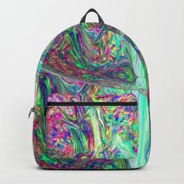 Melting Planet Backpack