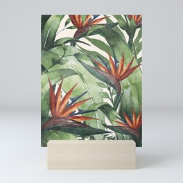 Tropical Flora I Mini Art Print