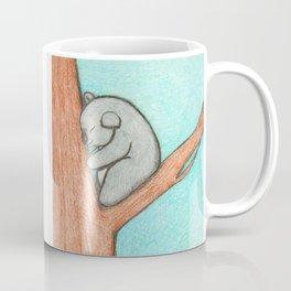 Sleepy Koala Coffee Mug