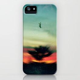 Radical Falling iPhone Case