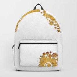 I Love RBG Ruth Bader Ginsberg Heart Gift for Women Backpack