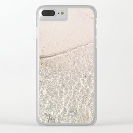 I Can Sea Clearly Now Clear iPhone Case