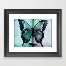 Can you see it? Framed Art Print