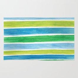 Sea Stripes Rug