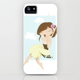 Miss Fresh iPhone Case