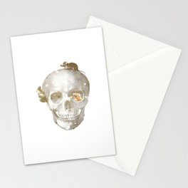 Rattling around inside my head Stationery Cards