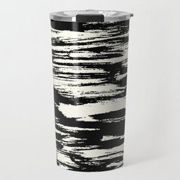 Brush Stripe 2 Travel Mug