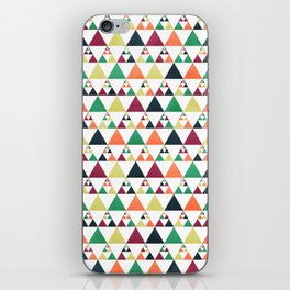 Hills & Trees iPhone Skin