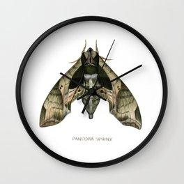 Pandora Sphinx Wall Clock