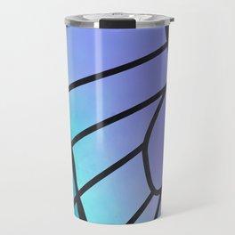 Watercolor Butterly Travel Mug