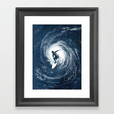 Category 5 Framed Art Print