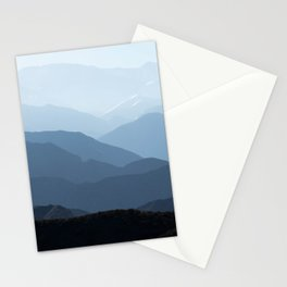 Andes mountains. Stationery Cards