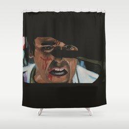 Poe Dameron Shower Curtain