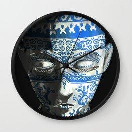 porcelain creature Wall Clock