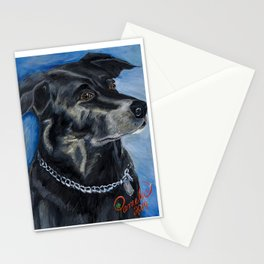Labrador Love Stationery Cards