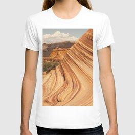Sands of Time - Desert Formation T-shirt