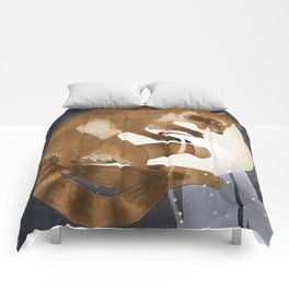 Star Spill Comforters