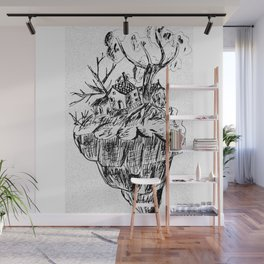 Tiny Home Wall Mural