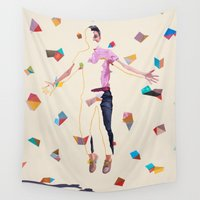 queer Wall Tapestries featuring Midsumma by Kim Leutwyler