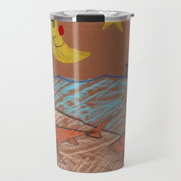 Cookie Cutter Sharks Travel Mug