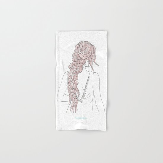 ROSEBRAID Hand & Bath Towel