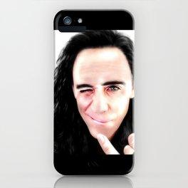 Loki - Ragnarok I iPhone Case