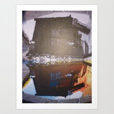 water house Art Print