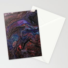 Volcano of Colors Stationery Cards