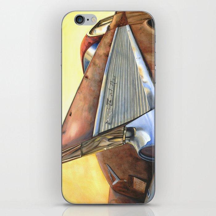 57 Chevy #7 iPhone Skin