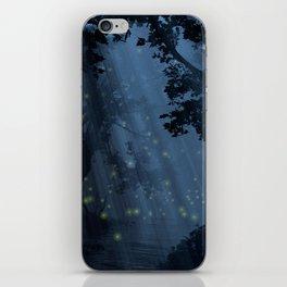 Dapplewood (Night) iPhone Skin