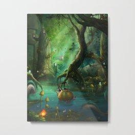 Arrietty's New Adventure Metal Print