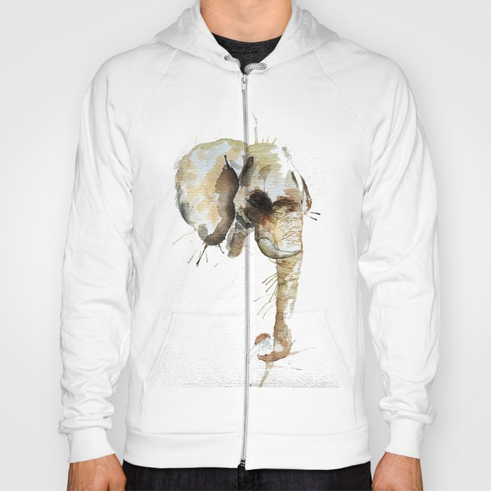 Elephant Head Hoody