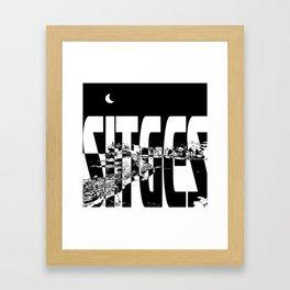 Sitges Framed Art Print