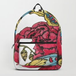 Color Flutter II Backpack