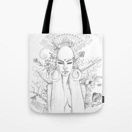 Divine Maya Tote Bag