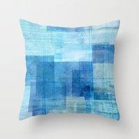 paradise Throw Pillows featuring Paradise by T30 Gallery