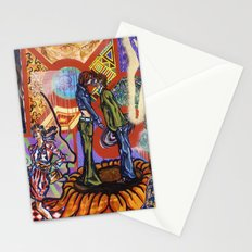 Kiss Stationery Cards
