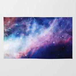 Space Nebula Rug