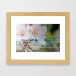 Overlay Framed Art Print
