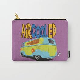 VW Camper Drag Bus Carry-All Pouch