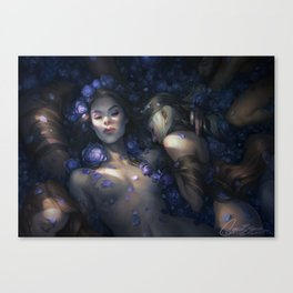 Dream Eater Canvas Print