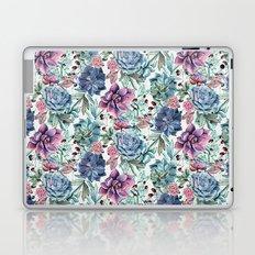Succulent Pattern Laptop & iPad Skin