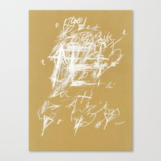 crossing 8 Canvas Print
