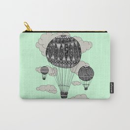 Hot Air Ballooning Carry-All Pouch