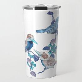 Future Birds Travel Mug
